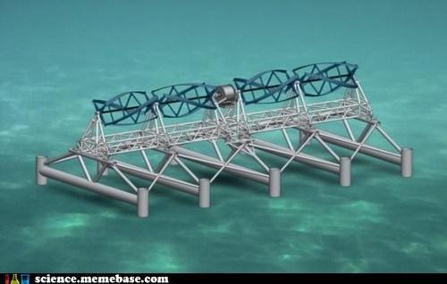 electricity ocean oceanography tidal energy