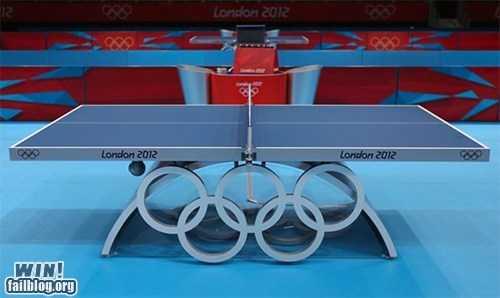 design,olympics,ping pong,table