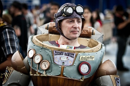 buzz lightyear cosplay pixar Steampunk - 6459970560