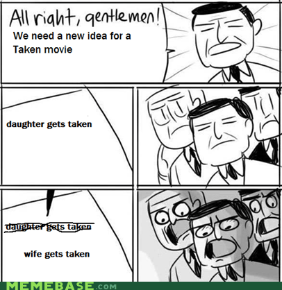 all right gentlemen Memes movies taken - 6460045056