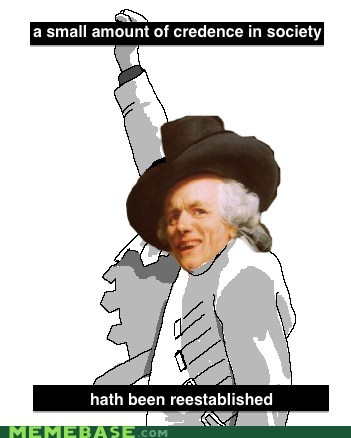 crossover,f yeah freddie,Joseph Ducreux,some faith in humanity
