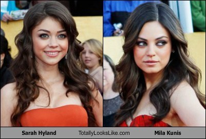 actor funny mila kunis Sarah Hyland TLL - 6460420352