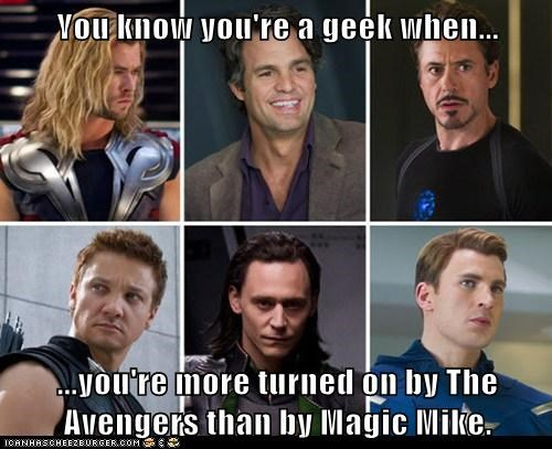 magic mike superheroes avengers - 6460697344