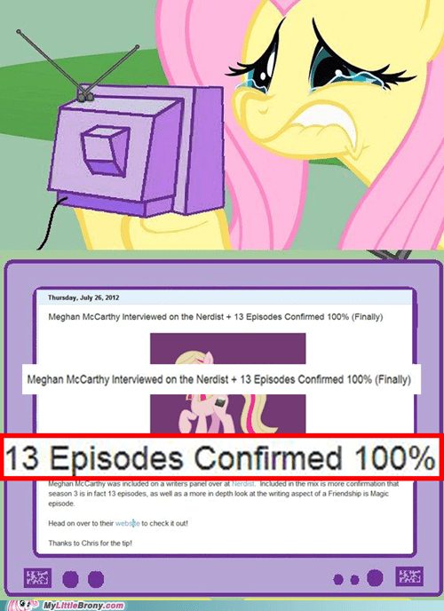 fluttershy meme Sad season 3 - 6460867072