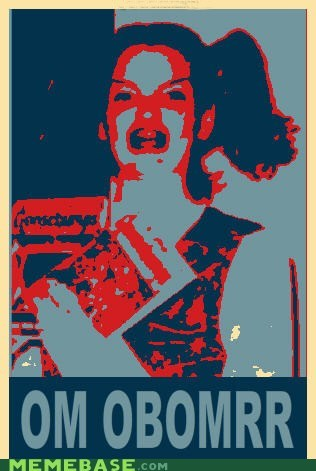 hope change obama Ermahgerd vote politics