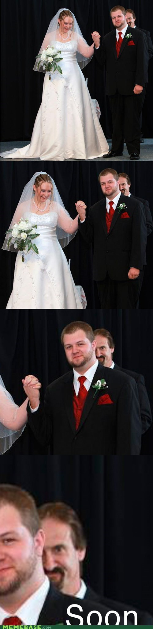 SOON photobombed weddings - 6461204992