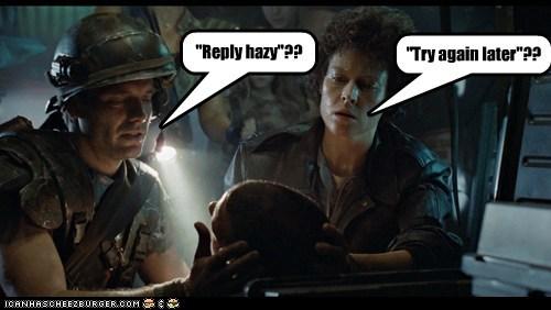 actor Aliens celeb funny michael biehn Movie sigourney weaver - 6461264896