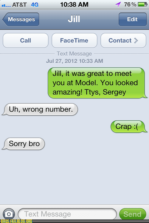sorry bro things went well wrong number - 6461298688