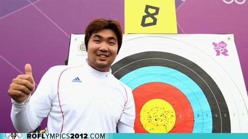 archery,Im Dong-hyun,London 2012,olympics,sight,world record