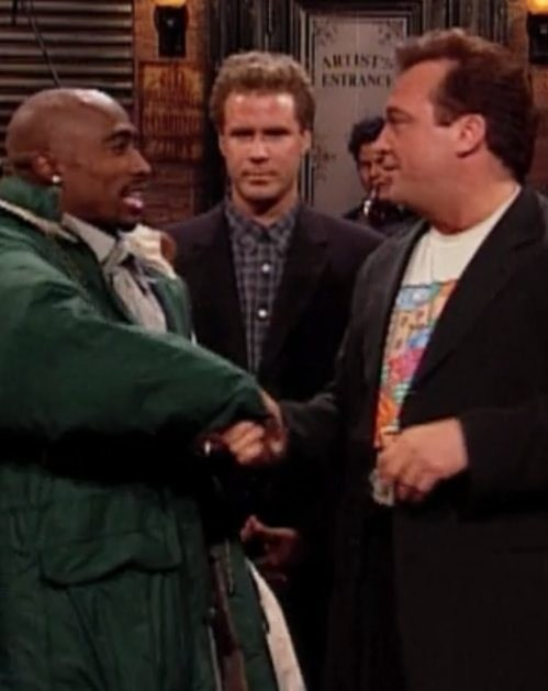 2Pac 90s-nostalgia From The Archives tom arnold Will Ferrell - 6461639424