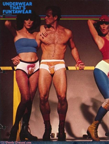 retro sexy times underwear vintage - 6461913600