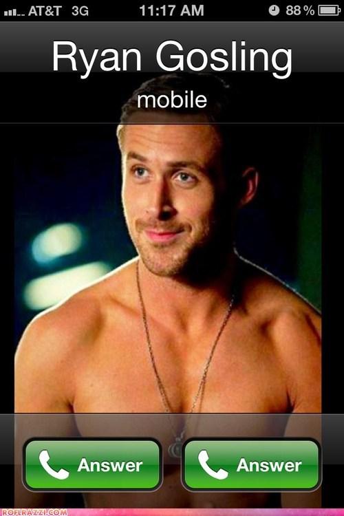 actor celeb funny Ryan Gosling shoop