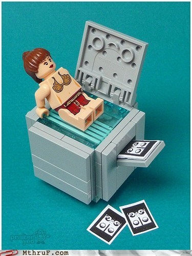 copier copy machine lego stepping on legos xerox - 6462114560