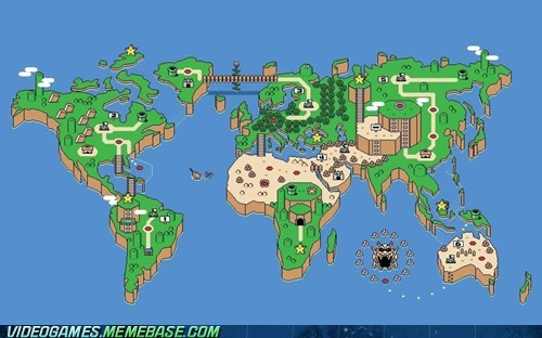 earth IRL mario - 6462184448