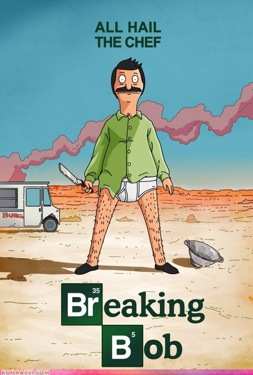 amc,animation,bobs-burgers,breaking bad,fox,funny,TV