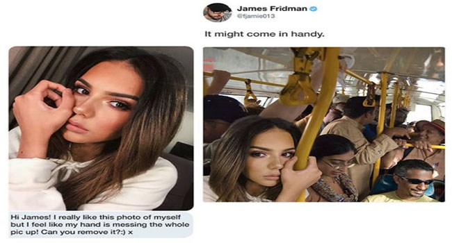 james fridman hilarious lolz troller cute photoshop lol funny cheezcake - 6462213