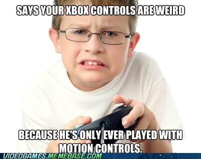 controller meme motion controls xbox young video gamer - 6462383104