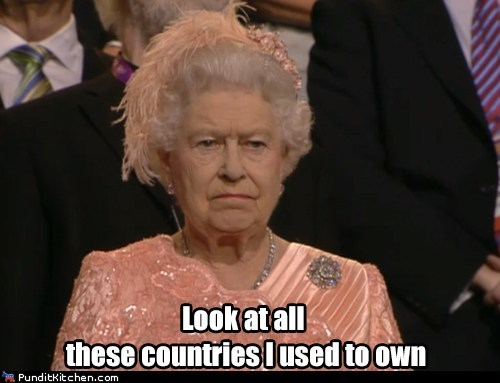 britain england olympics political pictures Queen Elizabeth II - 6462550016