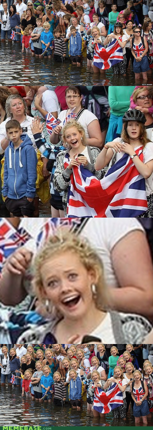 excited London 2012 Memes olympics - 6462555392