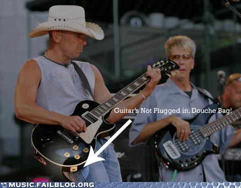 concert electric guitar guitar kenny chesney live unplugged - 6462821120