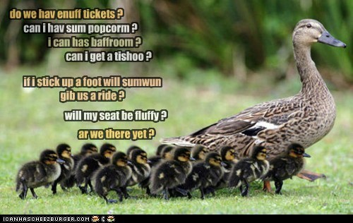 annoying,captions,children,duck,ducklings,kids,movies,parenting,questions