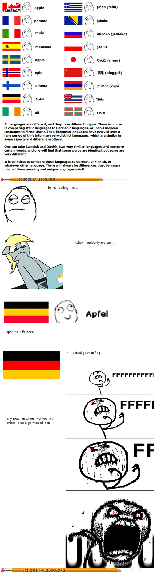 doing it wrong flags Germany wrong flag - 6463494144