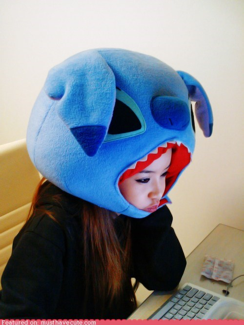 Flounder Stuffed Animal, Giant Stitch Head Must Have Cool Cool Collectible Geeky Products