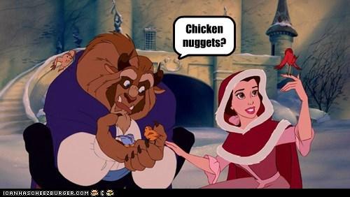 90s animation Beauty and the Beast disney funny Movie - 6464501504