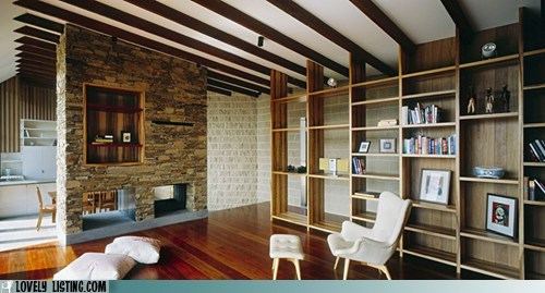 bookcase,books,chair,shelves