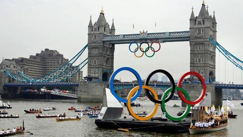 London Olympics twitter - 6464946176