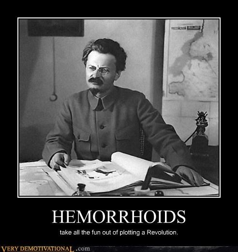 dictator hemorrhoids hilarious - 6465861888