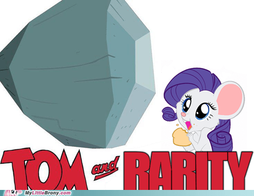 Tom & Rarity