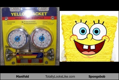 animation auto part funny manifold SpongeBob SquarePants TLL TV - 6466215936