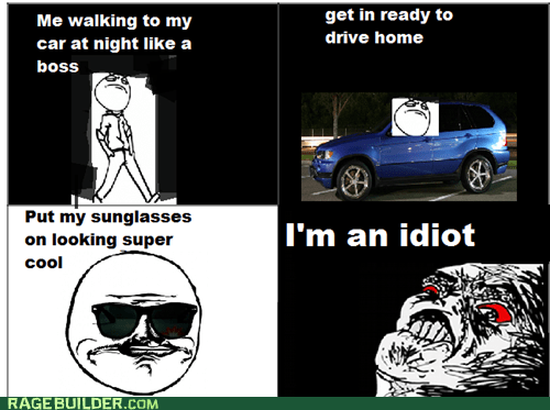 night,Rage Comics,raisin rage,sunglasses