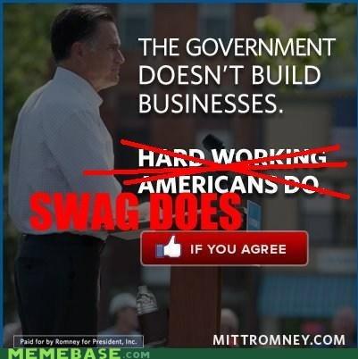 america,jobs,Mitt Romney,presidential,swag