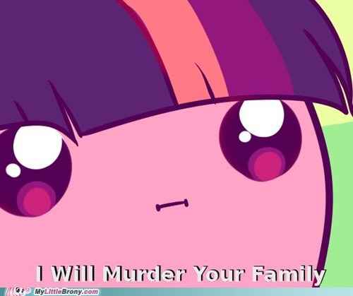 art cute murder the internets twilight sparkle - 6466983424