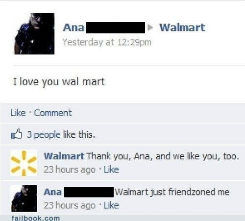 dating,friend zone,friendzone,relationships,wal mart