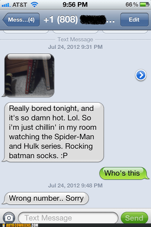 hulk,loneliness,Spider-Man,wrong number