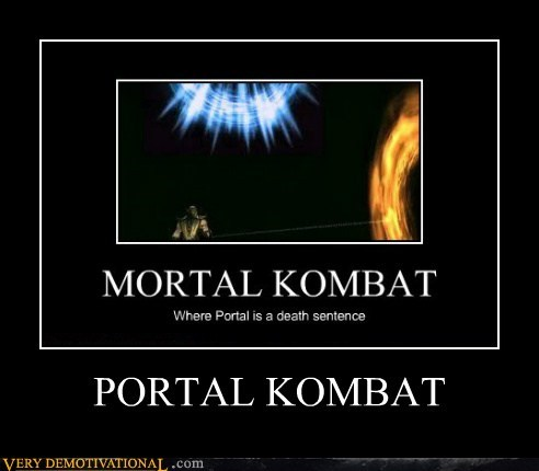hilarious Mortal Kombat Portal - 6467610112
