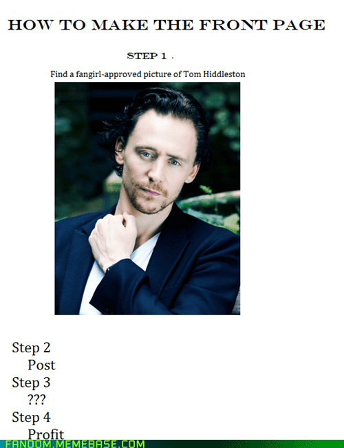 fangirls It Came From the It Came From the Interwebz profit tom hiddleston - 6467827200