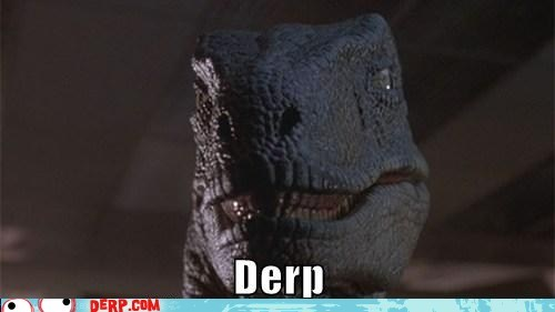 derp Movie velociraptors - 6468025088