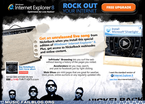 internet explorer nickelback web browser - 6468044544