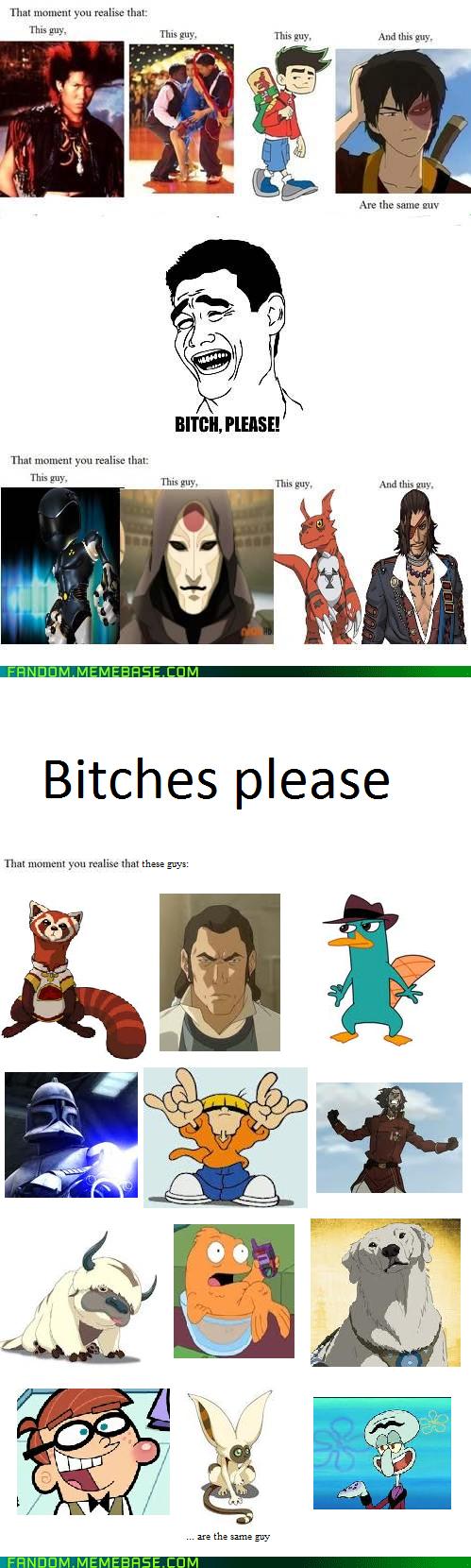 cartoons Fan Art Memes voice actors - 6468174336