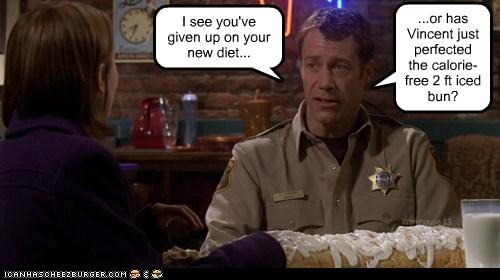 cafe diem Colin Ferguson diet eureka sheriff jack carter Vince - 6468292352
