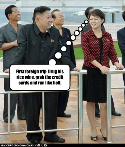 kim jong-un North Korea political pictures Ri Sol Ju ri sol-ju - 6468715776