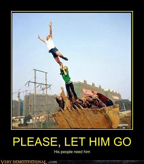 bulldozer hilarious let him go people - 6468750848