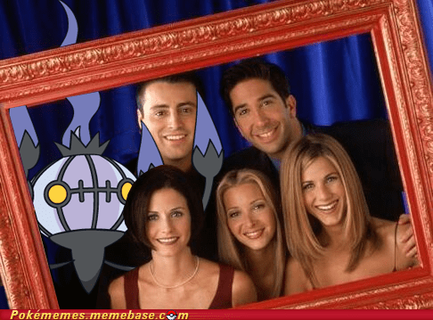 chandelure,Chandler,friends,pun,tv-movies