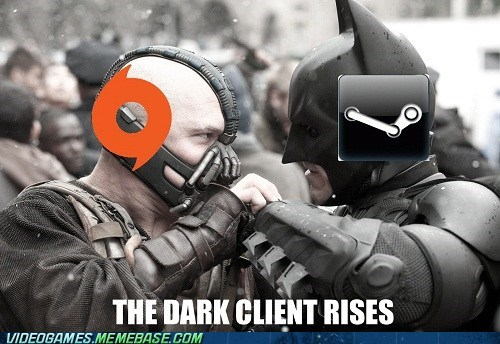 batman Battle origin steam the dark knight the feels - 6469063424