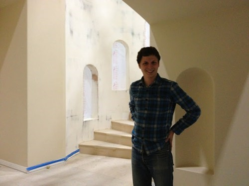 arrested development,bluth model home,George Michael,jason bateman,michael cera