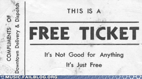 free,ticket,winner